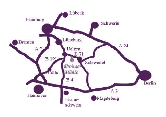 Anfahrt-Proitze