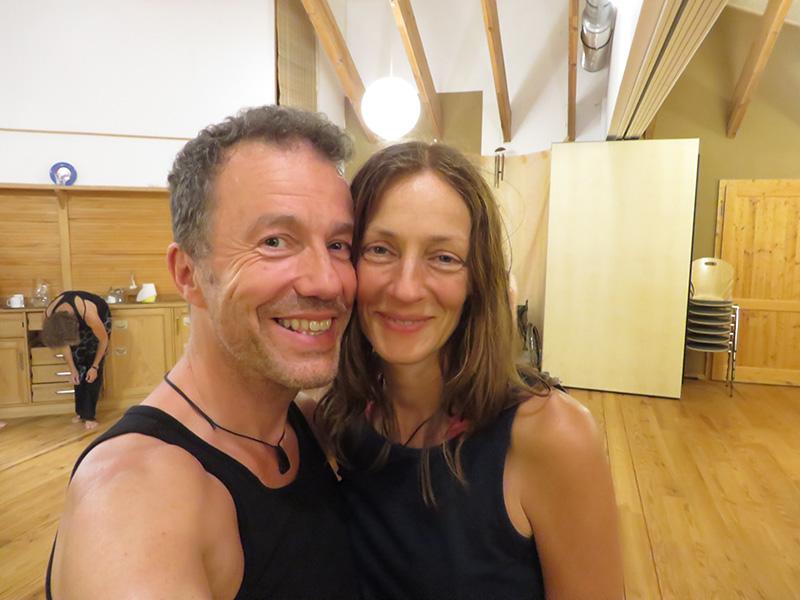 Porträt Angela und Lars
