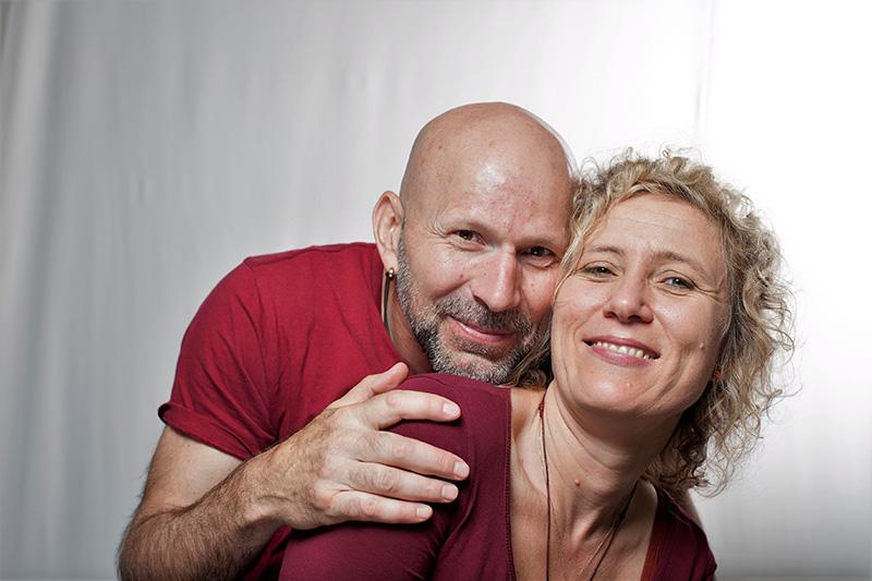 Antje und Helge