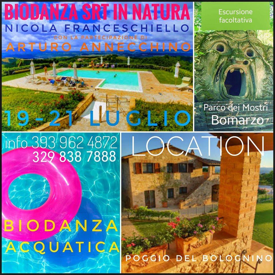 Biodanza in Natura
