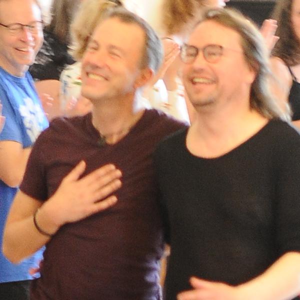 Lars und Andreas