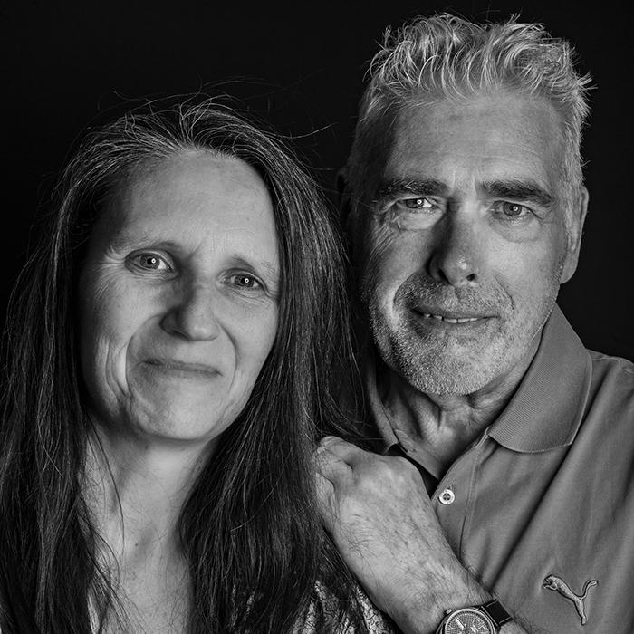 Monika und Jürgen